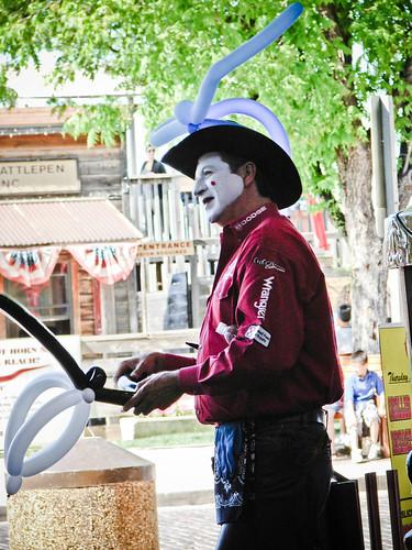 Cowboy Clown