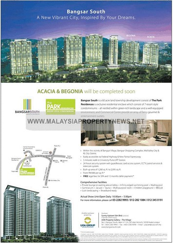 Bangsar luxury condo for sale