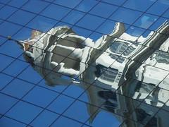 Crackled buildings (me&myshadow/ yo y mi sombra) Tags: delete10 buildings reflections delete9 delete5 delete2 delete6 delete7 delete8 delete3 delete delete4 save buildins buildingsreflections buildingreflections deletedbydeletemeuncensored