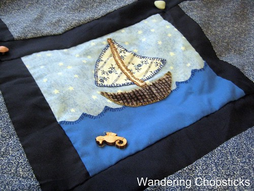 The Older '88's Happy Sailing Quilt 2