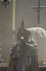 Benediction of the Blessed Sacrament