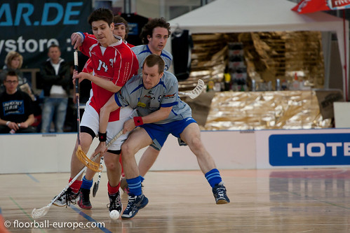 final4 / Floorball Deutschland-Pokal Halbfinale 1 - ETV Hamburg - UC Heidelberg - 15.05.2010