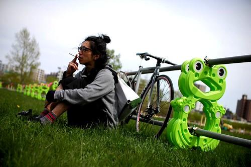 佐々木さんと蛙