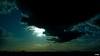 Nube nodriza (Fran Villalba) Tags: españa sol spain nikon cielo siluetas nube zamora nubarrón nikond60 villarríndecampos fotodesdeelcoche