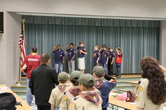 IMG_8845 (kevincrawford8) Tags: children goldeneagles cubscout packmeeting forestridge pack62