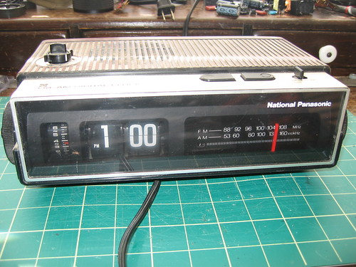 "Panasonic ""Digital"" Clock"