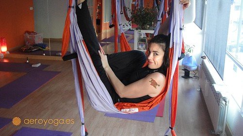 YOGA SWING EN MADRID JULIO