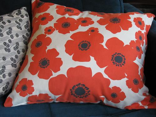Vida Textiles cushion