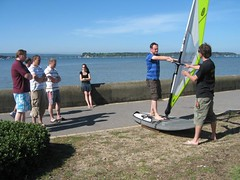 Beginner Windsurf Lessons