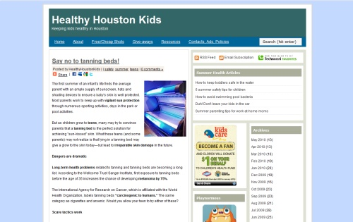 Healthy Houston Kids
