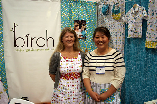Birch Fabrics - the Ladies