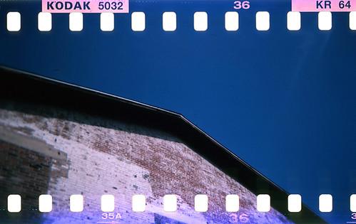 Kodachrome Holga walk