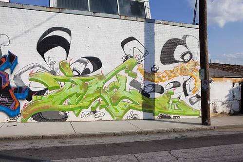 Bankhead Hwy NW Graffiti