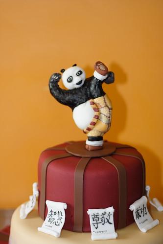 Kung Fu Panda Cake Final0006