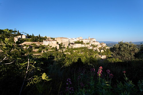 A few days in Lubéron: Gordes