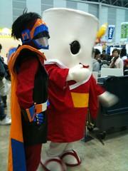 稲毛のよとぼしちゃん 旅フェア2010