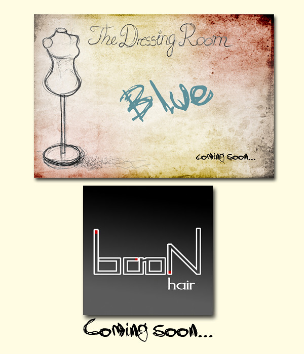 The Dressing Room BLUE - Boon