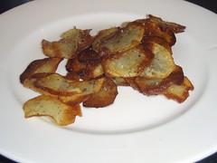 Hjemmelavet kartoffel chips
