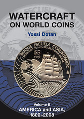 Dotan, Watercraft on World Coins, Volume II