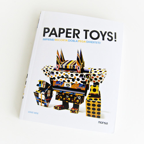 We Are Paper Toys! (cover)