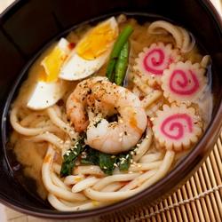 Spicy Miso Udon