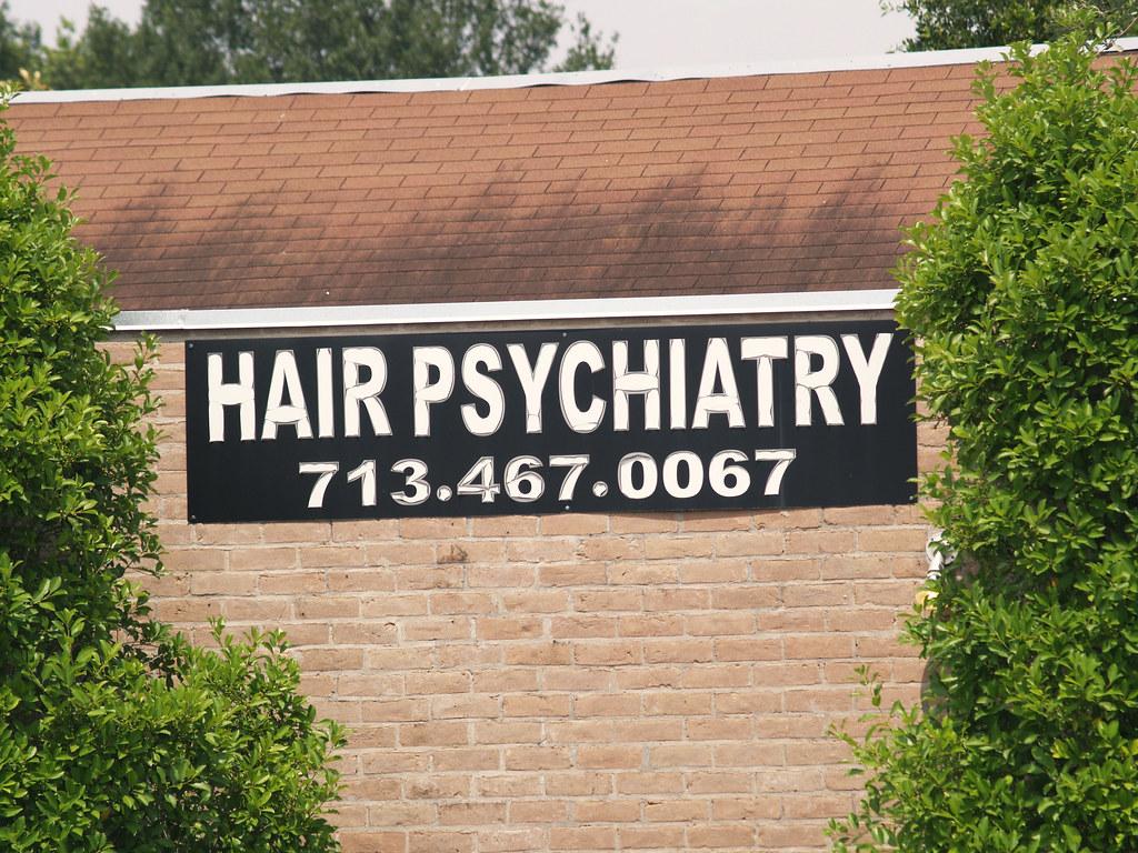 hair psychiatry
