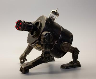 Bramble Dog by das-mo