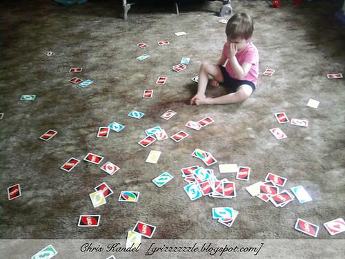Alexis w Cards