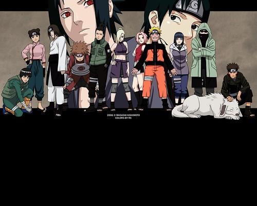 all naruto shippuden characters. Naruto Shippuden Characters