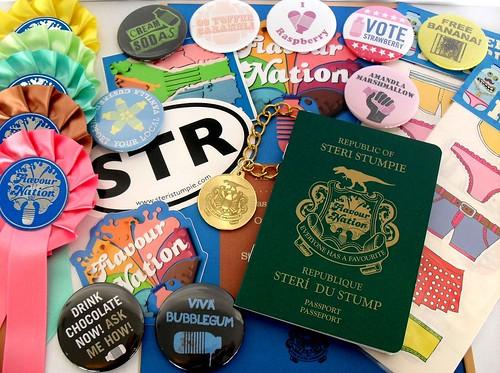 Steri Stumpie launches new social media campaign