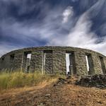 Stonehenge at Maryhill Washington - HDR