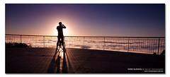 Fog Passenger. ([ Kane ]) Tags: city morning light sky sun mist cold bike fog canon dawn mood shadows sigma australia brisbane cycle qld queensland rays kane cokin gledhill sigma1020 16x7 kanegledhill wwwhumanhabitscomau kanegledhillphotography