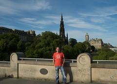 Bernd in Edinburgh