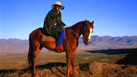 Lesotho- Di Jones, Lonely Planet