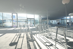 Rolex Learning Center (anarchitecte) Tags: light building luz architecture schweiz switzerland licht suisse lumire contemporary library wave wideangle center lausanne tokina learning architektur bibliothque vague btiment rolex nishizawa polytechnique bollinger epfl saana seijima contemporaine tokina1116mmf28 tokina1116mm gromann rolexlearningcenter