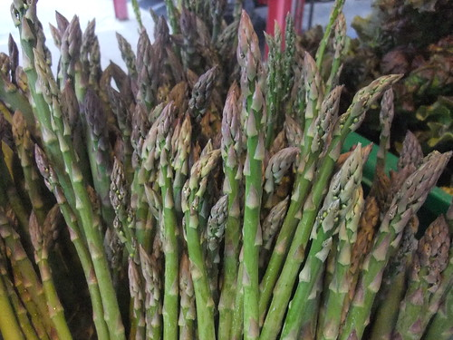 Asparagus from Wish Well Farms
