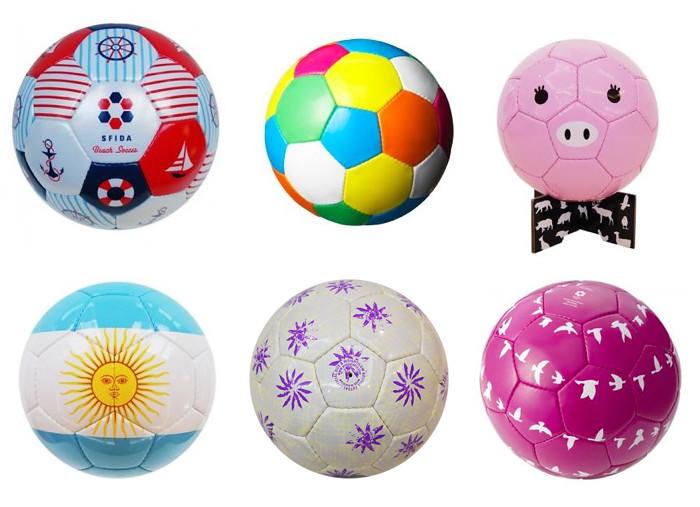 Cute Footballs