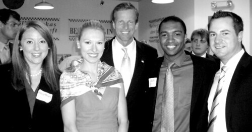 South Dakota Senator John Thune in 2012?