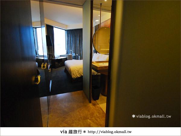 【香港自由行住宿】海景五星級酒店~港島海逸君綽酒店9
