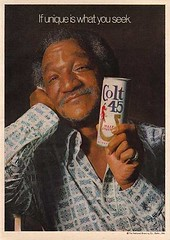 colt 45 sanford & son (Greg Foster Photography) Tags: old vintage magazine ads advertising newspaper ad free son 45 spirits liquor alcohol creativecommons advertisements colt advertisment sanford advertisments