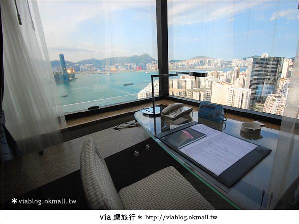 【香港自由行住宿】海景五星級酒店~港島海逸君綽酒店16
