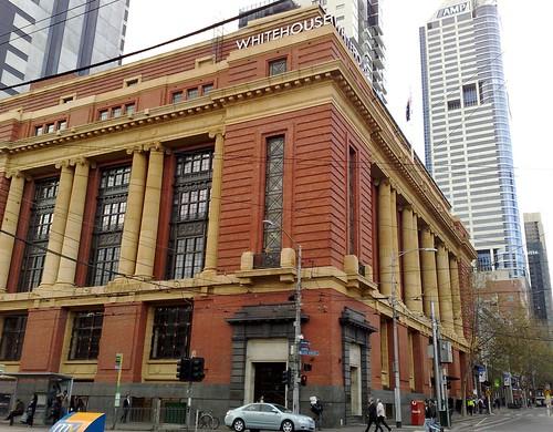 Mail Exchange, Melbourne