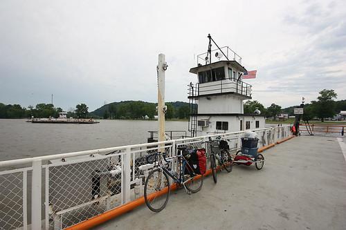 Kampsville Ferry