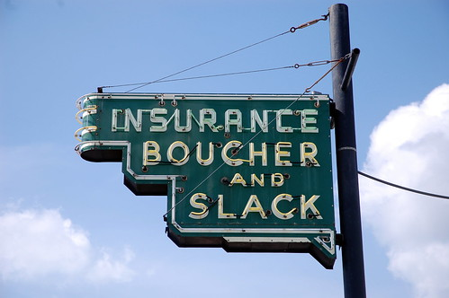 Insurance Boucher and Slack
