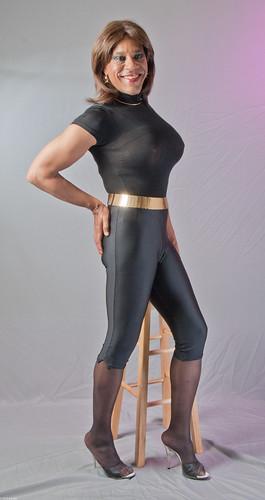 leggings Tight mature