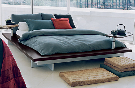 Kitchen Tables and Chairs - Ligne Roset Maly Bed