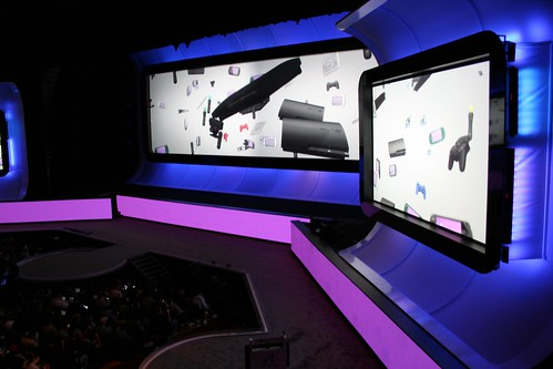 Sony E3 News conference 2010