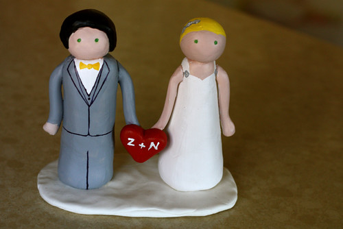 Wedding Cake:  the beginning