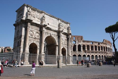 Where to Travel: Rome
