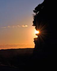 Good Timing (Atilla2008) Tags: sun solar australia nsw flare centralcoast goodtiming rockplatform mygearandmepremium mygearandmebronze mygearandmesilver mygearandmegold